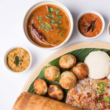 Cuisine Indienne du sud à Nantes